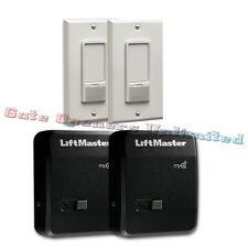 Liftmaster MyQ Kit Lighting Control Kit (2) 823LM Remote Light (2) 825LM Control