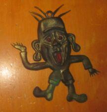 Rubber monster Unglick knockoff Voodoo Frankenstien 1970s glued