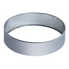 Metallrandsieb Wechselgitter verz. Ø 39 cm  Maschenweite 6 + 12 mm Küchensieb