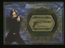 2015 Topps Star Wars Masterwork GOLD Medallion LUKE SKYWALKER #08/10