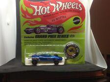 hot wheels redlines Indy Eagle Blister Card