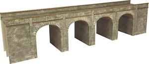 Metcalfe PN141 N Gauge Viaduct - Stone Card Kit