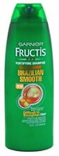 New Garnier Fructis Shampoo Brazilian Smooth 13 Ounce (384ml)
