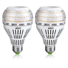 USED SANSI 22W 2-PACK LED Home Light Bulb E26 250 Watt Equiv. A21 3000K 3000lm