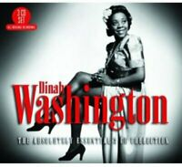 Dinah Washington - The Absolutely Essential 3CD Collection