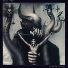 CELTIC FROST - TO MEGA THERION (180GR.) 2 VINYL LP NEW!