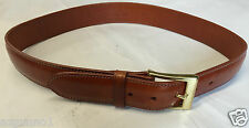 "Galco SB3 Dress  Belt, 1 1/2 "" Tan Size 38, SB3-38"
