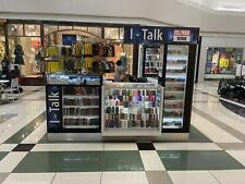 Retail Mall Kiosk Cell Phone Repairs And Accessories Major Mall Approved