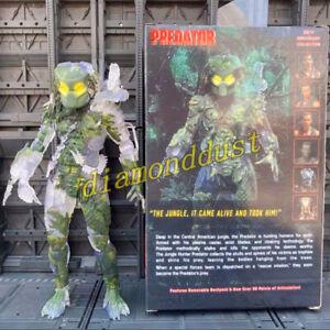 30th Anniversary Predator Statue Jungle Demon Alien Hunter Action Figure Toy