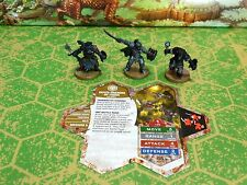 Death Chasers of Thesk Heroscape Moltenclaw's Invasion D3