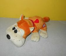 "Hasbro Pound Puppies Rescue Puppy Shiba Inu 10"" Puppy Plush 2014"