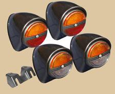 Leuchtensatz Deutz D15 D25 D30 D40 Traktor - Rückleuchte Blinker Kappe Halterung