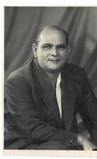 FOTOGRAFIA SANTORO GENNARO AUTORE MUSICALE ( CATENA 1944 ) ATTORE 13x9cm