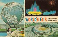 Postcard World's Fair New York 1964-1965
