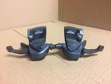 Shimano SL-M570 Deore LX Mountain Bike Shifter Set 3x9 Speed Flat Bar Bicycle