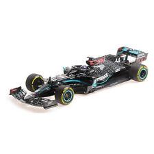 Model Car Diecast Scale 1 18 MINICHAMPS F1 MERCEDES AMG Lewis Hamilton 2020
