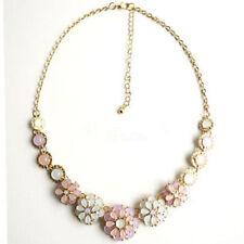 Crystal Acrylic Alloy Charm Costume Necklaces & Pendants