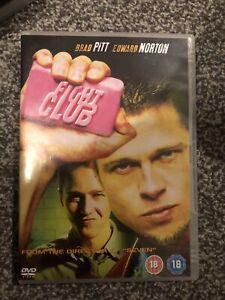 Fight Club 18 DVD,