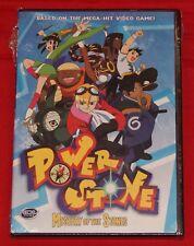 Power Stone Vol. 1: Mystery of the Stones (DVD, 2001) R1 Anime DVD Brand New
