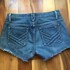 Joe's Jeans Denim Cut Off Shorts, size 27