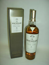 WHISKY THE MACALLAN 8yo Fine Oak Eight 8 yo Single Malt Highland Scotch X 70 CL.