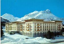 CH 7516 Maloja  Hotel   Maloja Palace   1972
