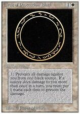2x Circle of Protection: Black MTG MAGIC Unlimited Eng NM