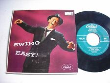 w PICTURE SLEEVE Frank Sinatra Swing Easy! Part 2 1954 45rpm EP VG++
