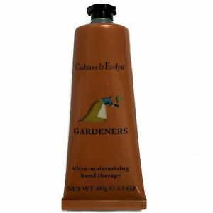 NWOB Crabtree & Evelyn Gardeners Ultra-Moisturising Hand Therapy Lotion 3.5 oz
