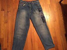 """Men's 100% cotton blue Ecko Unltd. """"Lenticular"""" jeans size 32"""