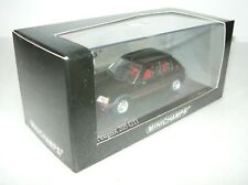 Minichamps 400112301, Peugeot 205 GTI, 1990, lackschwarz, 1/43, NEU&OVP