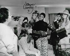 Photo - Joanna Lumley signed autograph - James Bond OHMSS