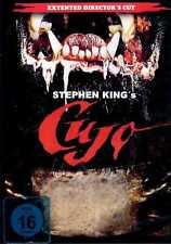 Cujo | Stephen King | Extented Director´s Cut | Thriller | Horror [FSK16] DVD