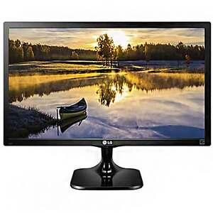 LG Full HD LED Monitor 22M47VQ 54.6cm 1920x1080 Flicker-Free Color-Cloning Slim