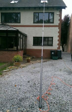 35 Foot Xline Carbon Fibre Water Fed Pole + Free Evo-Lite WPF Brush