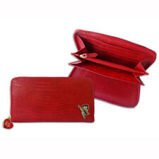 Betty Boop Classic Red Long Wallet