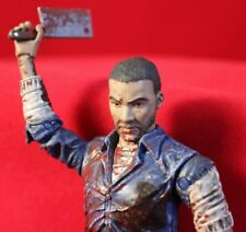 The Walking Dead - Bloody and Color Lee Everett Action Figure - CHEAP