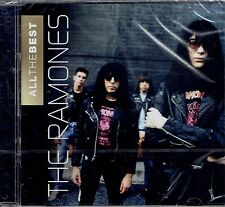 CD - THE RAMONES - All the best