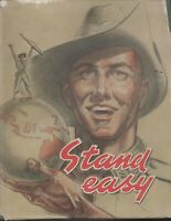 MILITARY , AUSTRALIA , WWII , AWM pbl , STAND EASY , 1945