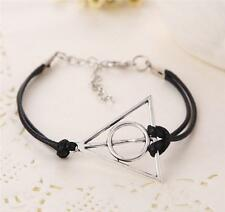 BRACCIALE HARRY POTTER WRISTBAND ALWAYS DONI DELLA MORTE COSPLAY BRACELET LOGO 1