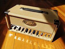 Peavey Classic 20 MH Mini Head, Tube Amp, EL8412AX7/ECC83, Attenuator 20W/5W/1W
