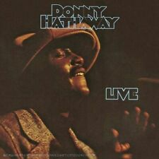 Donny Hathaway - Live 0081227962838 CD