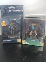 Lara Croft Totaku Figures No. 49 and No 30 Editions Brand New