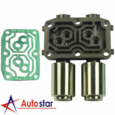 28260PRP014 Transmission Solenoid+Gasket For Honda Accord CRV Element Acura RSX