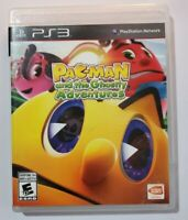 Pac-Man and the Ghostly Adventures PS3 (Sony PlayStation 3, 2013)