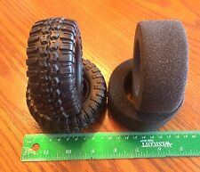1.9 Tire Wheel Pair Trail Truck 1/10 Scale RC4WD Axial Pro Line