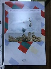 Kane Strang - Two Hearts and No Brain   Promo poster -mint ONLY ONE!!