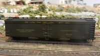 Athearn HO BB Santa Fe Round Roof 50' Express Reefer, Upgraded, Exc.