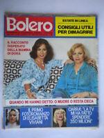 Bolero1631Moroni Viviani Carrà Taylor Pavone Elton John Oxa Christian Lippi