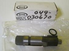 SIOUX TOOLS INC REPLACEMENT ANVIL PART NO 33204 NEW 049-030670 HARD TO FIND